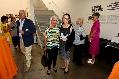ArtCenter 100 Hosts Cocktail Party