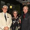 Clark Branson, Eileen T'Kaye and Ed Rada
