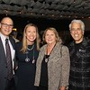 Tom Megale, board chair Sarah Lyding, Joanne Lyding and Mark Saltzman