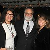 Martha Rivera, Howard Levinson and Linda Arbiter