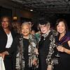 Paula DeVaughn, Juanita Y. DeVaughn, Dr. Marguerite Marsh and Patricia Kao