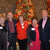Mary Heartfield, John and Clare Gordon, Dianne Philibosian and Tom Seifert
