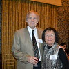 John Hall and Nancy Lam