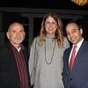 John Sideropoulos, Cheryl Allen and Ranjeet Guptara