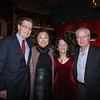 Brian McMahon and Janice Lee McMahon, Marilyn Simon and Steve Fleishman