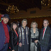 Frank Cuzakis, Dee Conde, Ann Pendo, and Carol and Bill Thomson