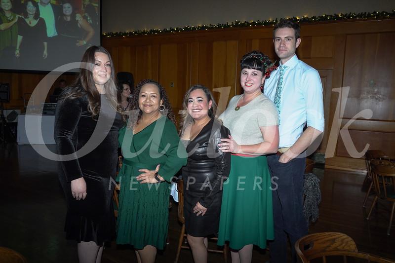 Norma Gonzalez, Angela Carpio, Karina Lopez, Jennifer Stockert and Matt Weiner