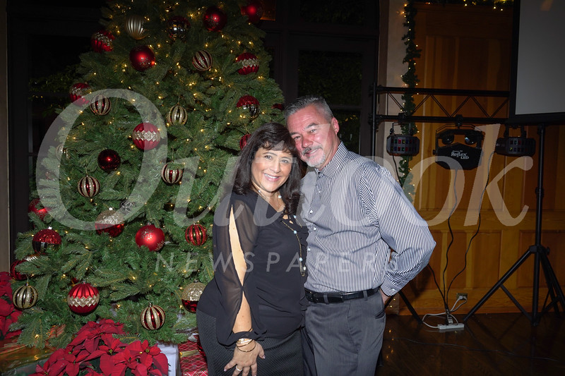 Shereen and Clive Kelly