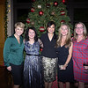 Mary Lee Blaylock, Marilyn Simon, Yennis Wong, Anne Kislingbury and Natalie Wycoff