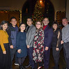 Vivien Young, Nick Huang, Julia and Jin Kwon, Lynette and Fred Sohl, and Shereen and Clive Kelly