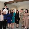 Catherine Cheng, Karina Lopez, Matt Weiner, Marilyn Simon, Hilda Hernandez, Shereen Kelly, Jan Thornton and Jennifer Stockert