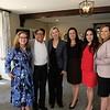 Lynette Sohl, Richard Perez, Amy Engler, Luisa Rengifo, Silvia Portugal-Singh and Ieva Massehian