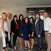 Sandy Franco, Kevin Gibson, Yennis Wong, Hazel Perera, Marilyn Simon, Angela Liang, Armen Sarkissian and Brett Borkgren