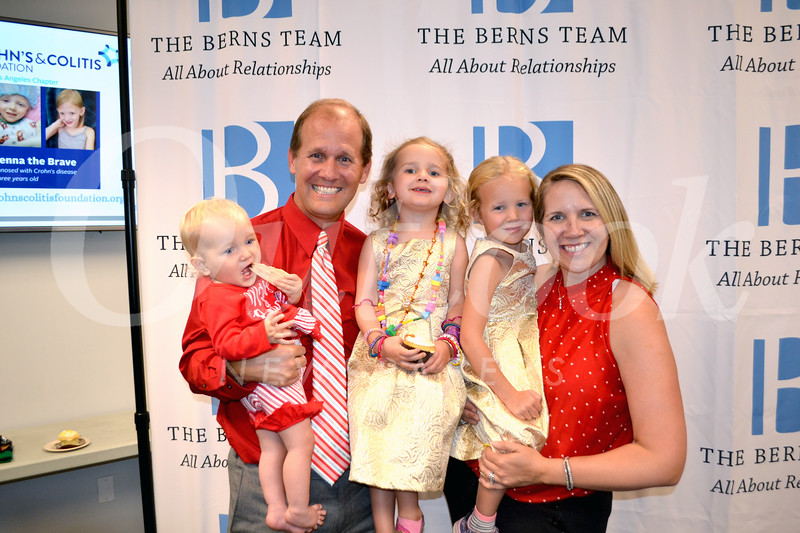 The Berns family