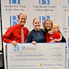 Crohn's and Colitis Foundation receives a $2,500 donation.