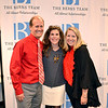Jason and Laura Berns with Jennifer Berger from Five Acres