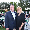 Sheriff Jim McDonnell with his wife, Kathy