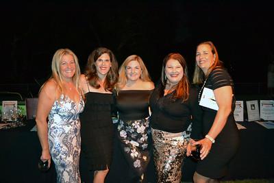 Ellen Hatch, Jennifer Berger, Michelle Doll, Annette Ermshar and Chantal Bennett