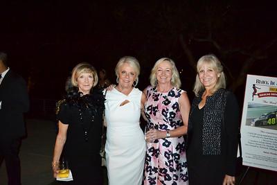 Joan Allan, Sally Hazen, Terri Forbes and Noli Caswell