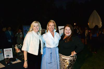 Kirsten Hansen, Lucy Hartford and Annette Ermshar
