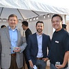 Mark Giardello, Josh Schneiderman and Gene Chuang