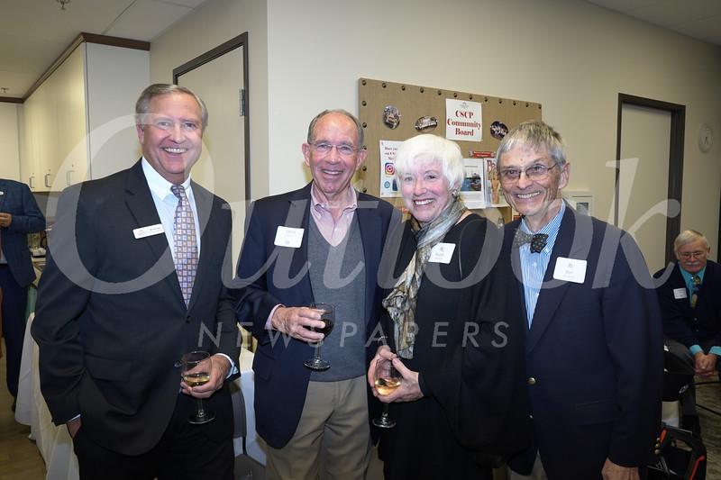 Michael Healy, Steve Ralph, Robin Stafford and Ben Stafford