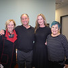 Charlotte Streng, Robert Simon, Deborah Simon and Rosemari Annear