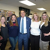 Melissa Alcorn, Dana Naples, Mike Naples, Christina Kempton and Sandy Kobeissi