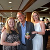 Courtney Seiter with Robert and Deborah Simon