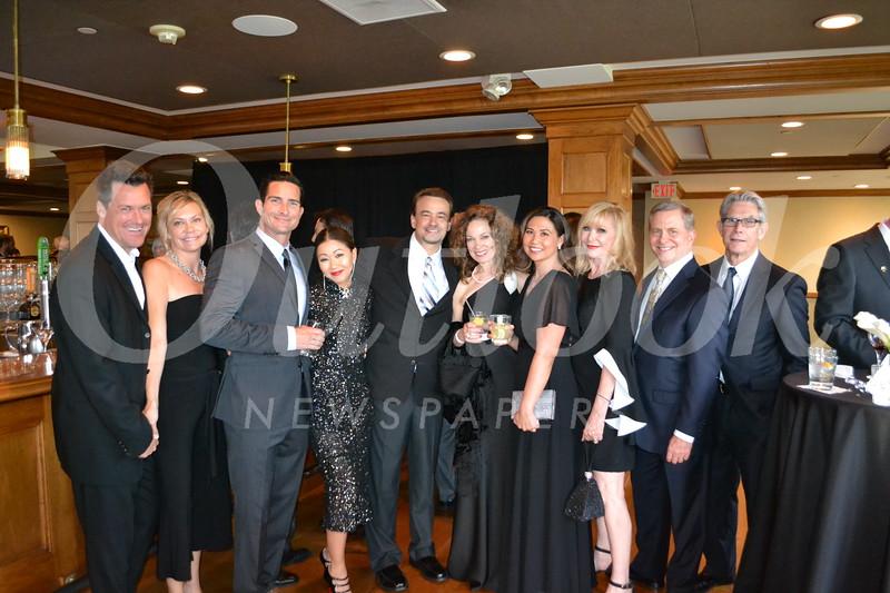 Jamey and Colleen Volk, Adam and Annie Sheedy, Tristian Cavato, Marilyn Hewlett, Patricia Cavato, Suzy Sheedy, Mark Hewlett and Robert Sheedy