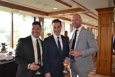 Andrew Arizmendi, John Vartanian and Drew Polenchar