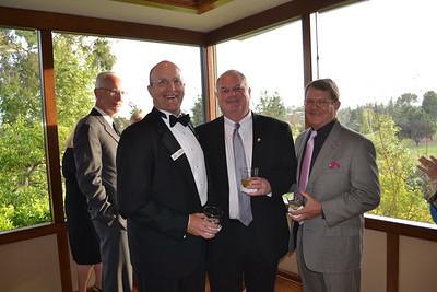 Clay Marquardt, John Symes and Graeme Gilfillan