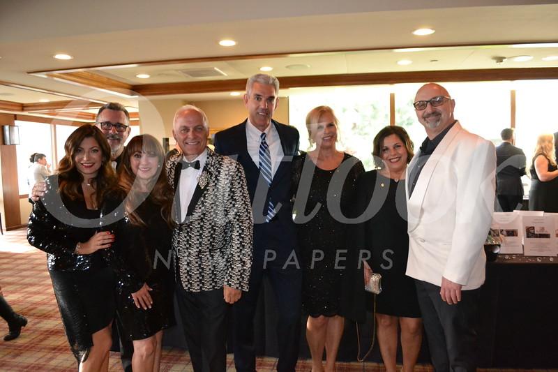 Dana Naples, Chris and Liz Ronnie, Anthony Guthmiller, Greg and Karen Barsamian, Kal and Roy Antoun