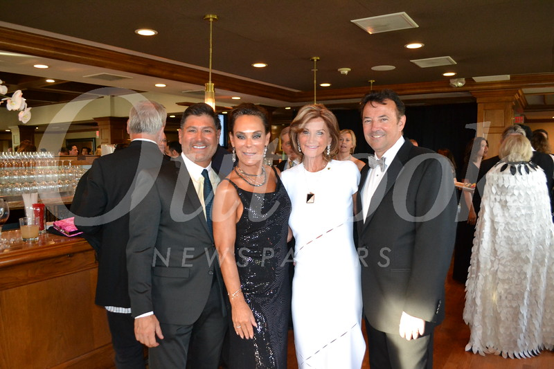 Andrew and Liz Arizmendi with Sindee and Steve Riboli