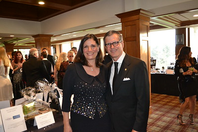 Honorees David and Margaret Mgrublian