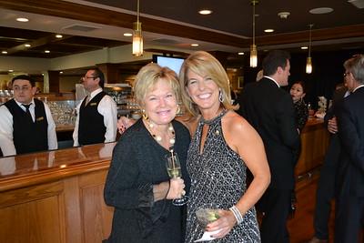 Leslie Ann Holliday and Elizabeth Arnett