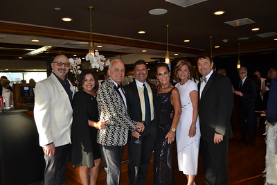 Roy and Kal Antoun, Anthony Guthmiller, Andrew and Liz Rusnak Arizmendi and Sindee and Steve Riboli