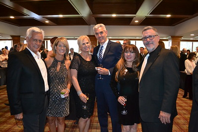 Bill Young and Elizabeth Arnett, Karen and Greg Barsamian and Liz and Chris Ronnie