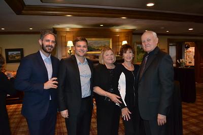 David Grinstead, David and Linda Hellmold and Michelle and Bob Pash