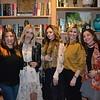 Dana Naples, Laura Beckman, Lili Madanyan, Sandy Kobeissi and Caroline Mesropian