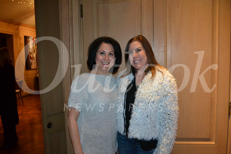 Ladies Night Out co-chairs Aida Petro and Denise Fasce
