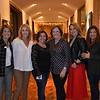 Elizabeth Arnett, Christina Kempton, Kal Antoun, Meg Symes, Danielle Gay and Dana Naples