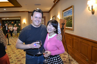 Mike and Tara Bell