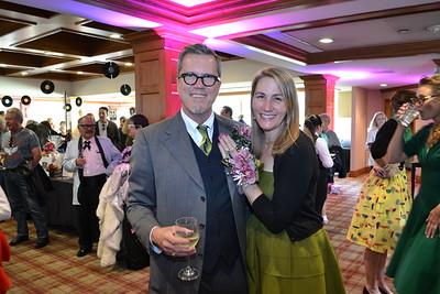 Gary Dye and Cindy Nuccio