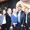 Laura Goodwin, Ellen Driscoll, Tricia Yurich, Matt McIntyre and Garrett Collins