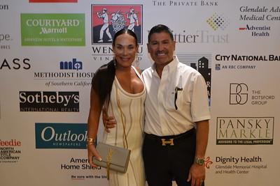 Liz and Andrew Arizmendi