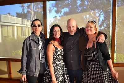 Teresa Ruelas, Carla Buigues, Greg DeLong and Ann Bergen