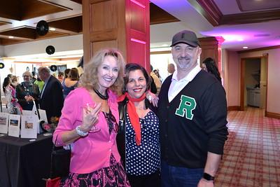 Christina Kempton with Kal and Roy Antoun