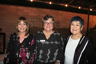 Lee Segal, Laura Wending and Rosemari Annear