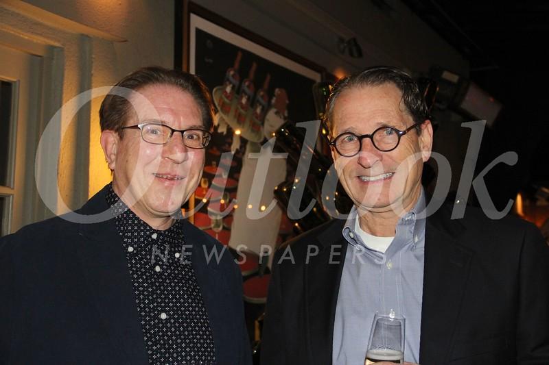 Michael Burns and Matthew DeVoll